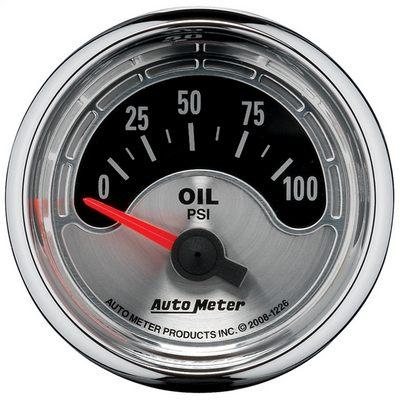 Auto Meter American Muscle Oil Pressure Gauge - 1226