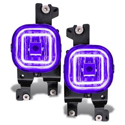 Oracle Lighting Fog Light Halo Kit (UV/Purple) - 1342-007