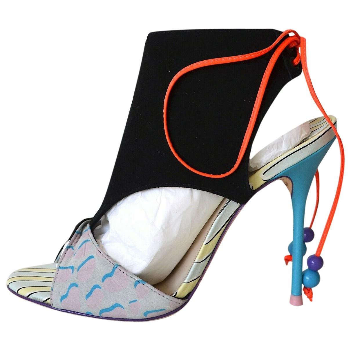 Sandalias de Cuero Sophia Webster