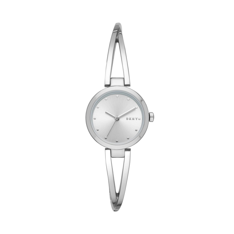Dkny Women's Crosswalk NY2789 Silver Stainless-Steel Quartz Fashion Watch