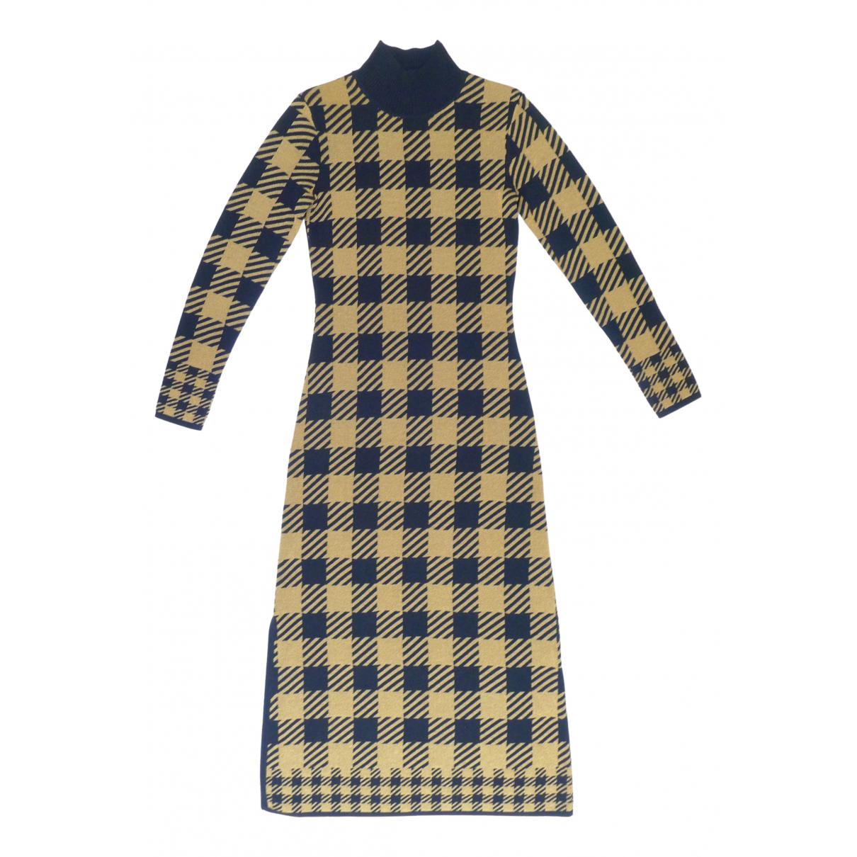 Temperley London \N Kleid in  Bunt Wolle