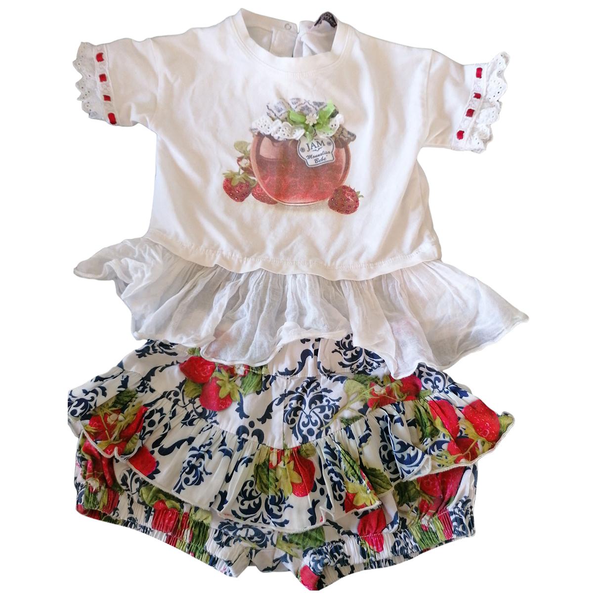 Monnalisa - Les ensembles   pour enfant en coton - multicolore