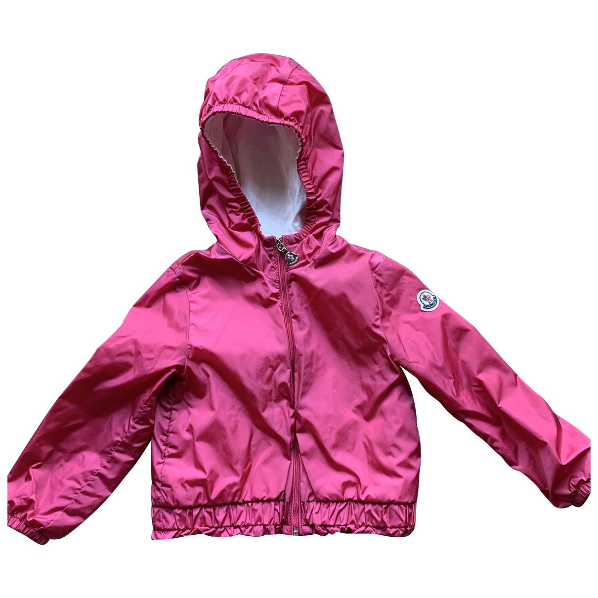 Moncler N Pink jacket & coat for Kids 3 years - until 39 inches UK