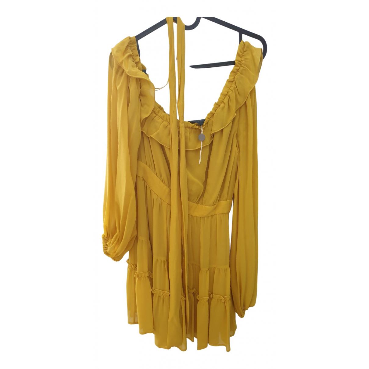 Mini vestido de Seda Nicholas