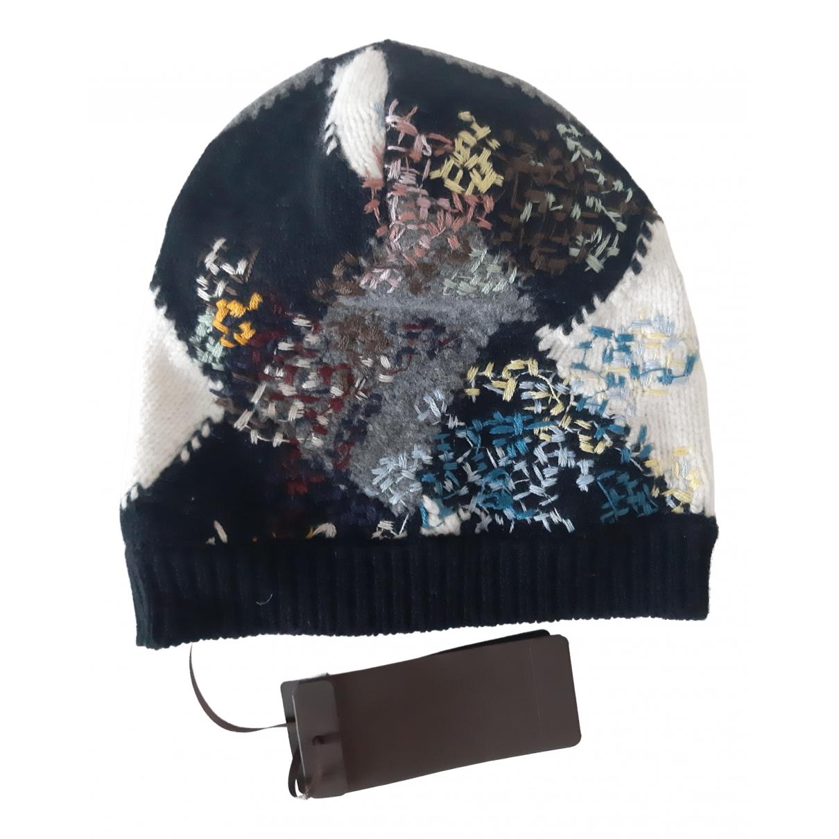 Ermanno Scervino \N Multicolour Wool hat for Women M International