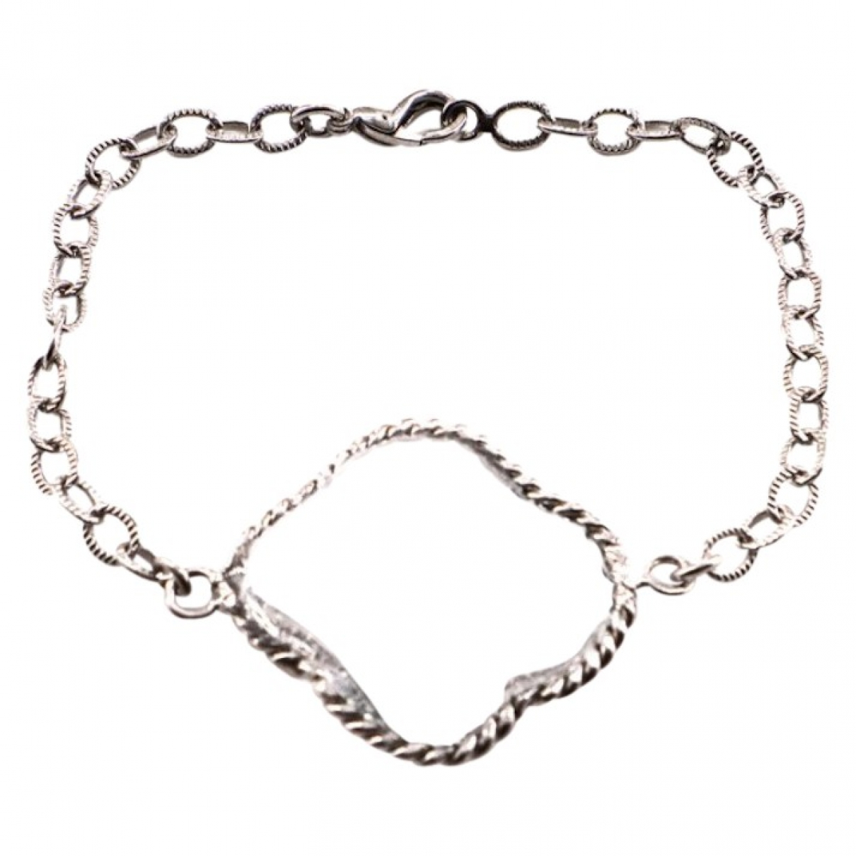 Marguerite De Valois \N Armband in  Weiss Silber