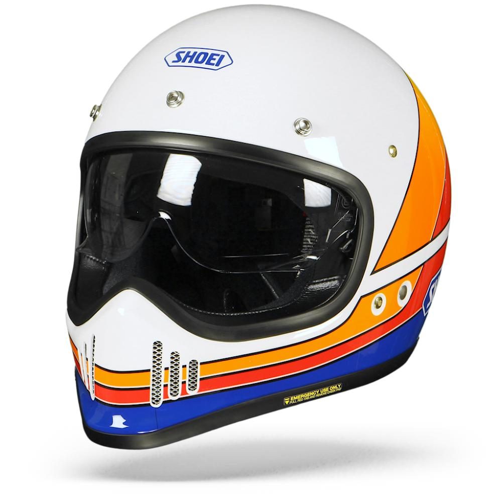 Shoei Ex-Zero Equation TC-2 Casco Integral L