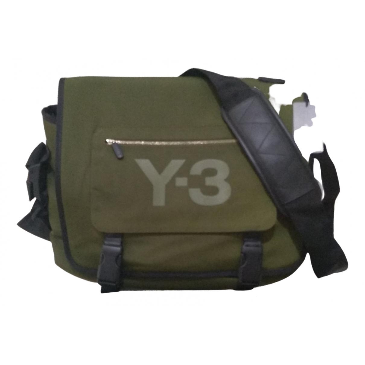 Bolso de viaje de Lona Y-3