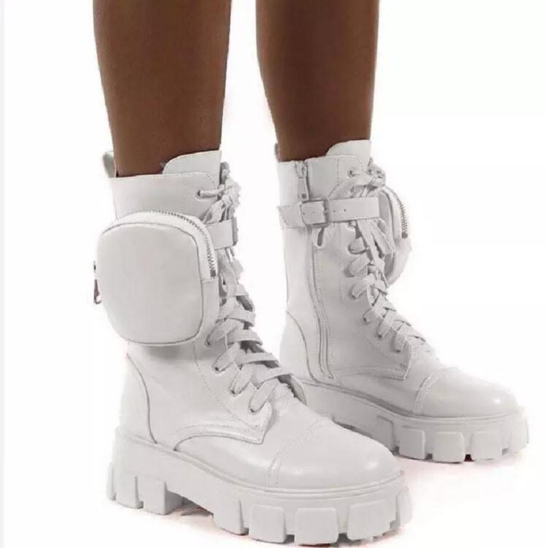 Ericdress Side Zipper Round Toe Plain Korean Women's Boots