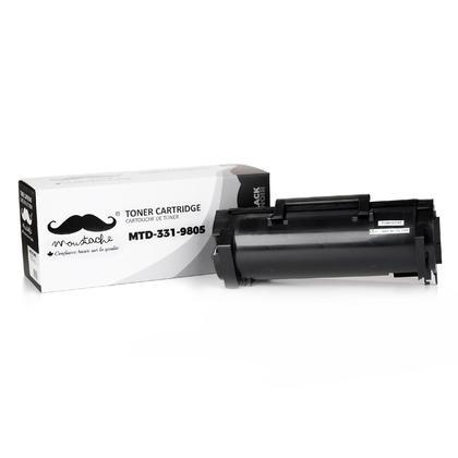 Compatible Dell 331-9805 C3NTP M11XH cartouche de toner noire haute capacite - Moustache@