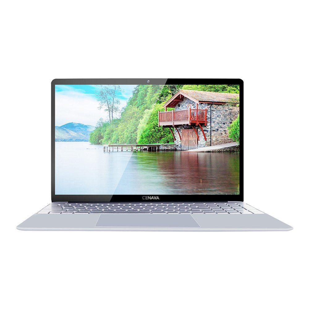 Cenava F151 Laptop 15.6 Inch Intel Celeron J3455 8GB 512GB Silver