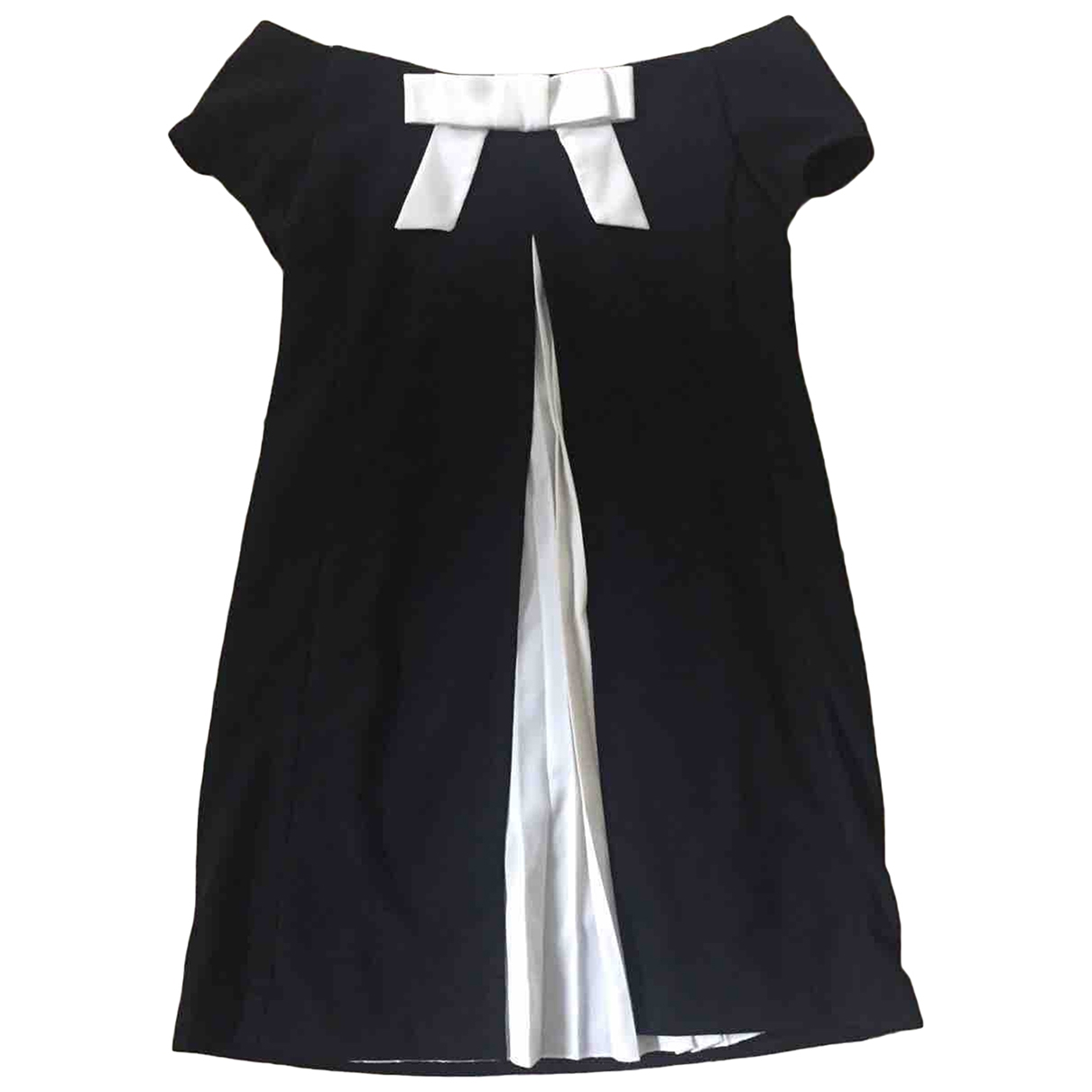 Imperial \N Kleid in  Schwarz Synthetik