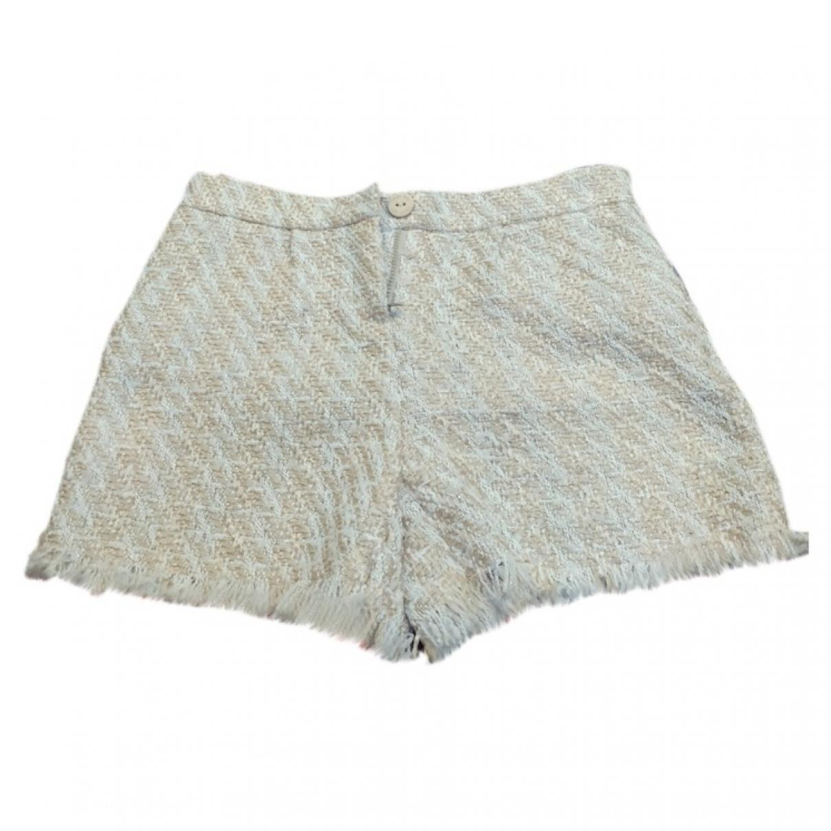 Twin Set - Short   pour enfant en coton