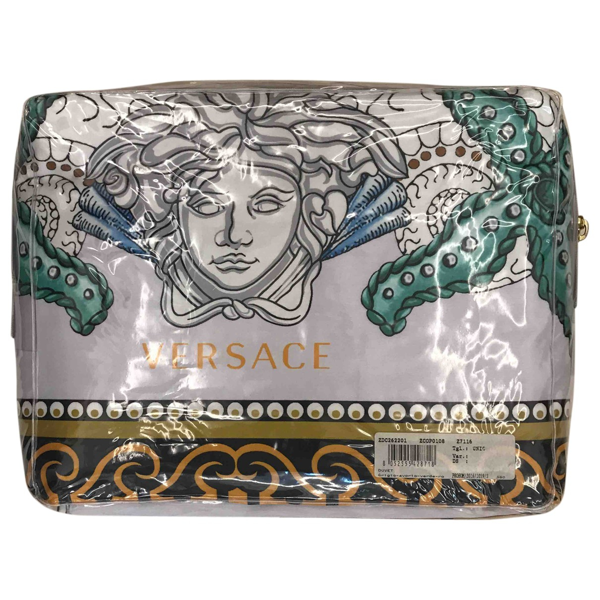 Versace N Cotton Textiles for Life & Living N