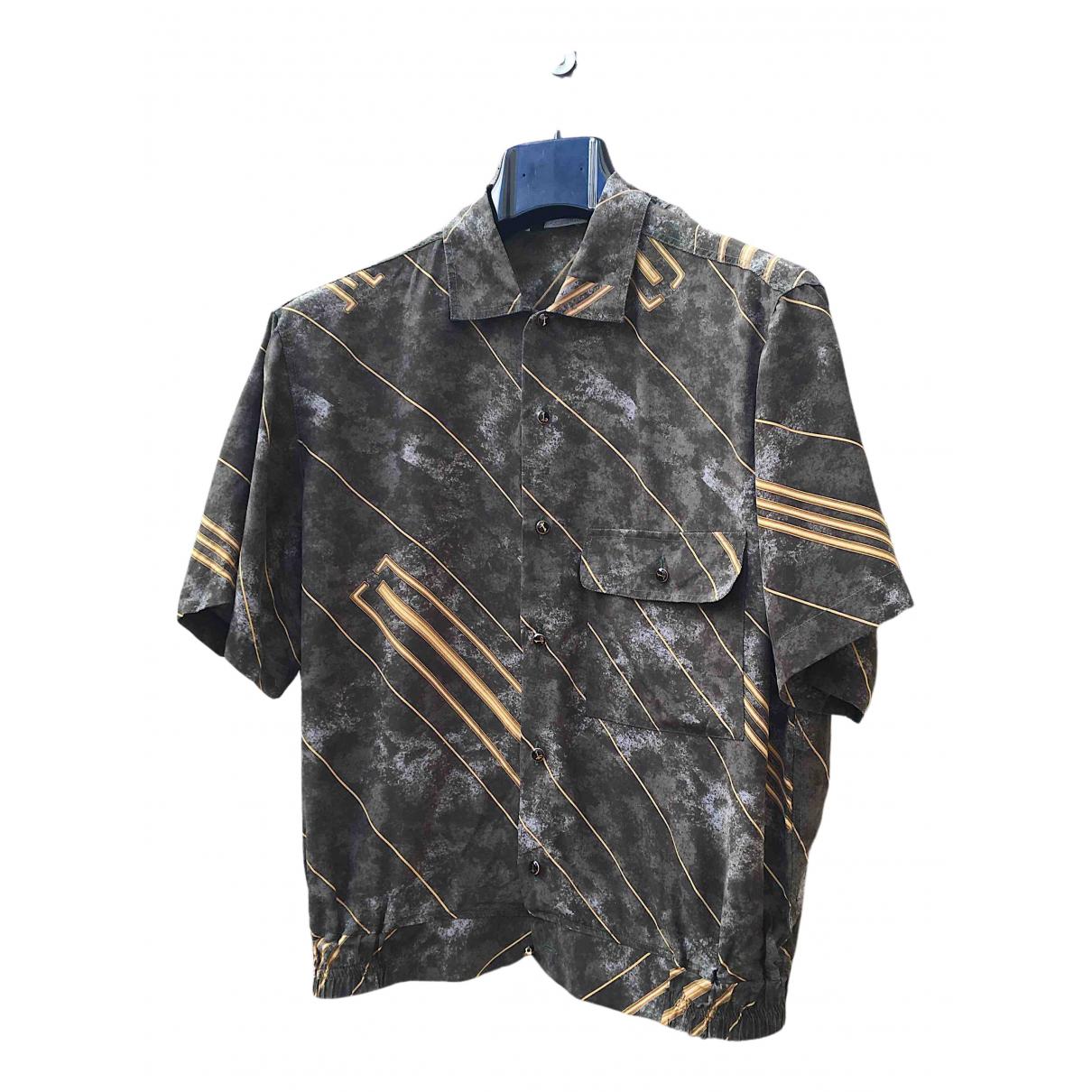 - Chemises   pour homme en soie - multicolore