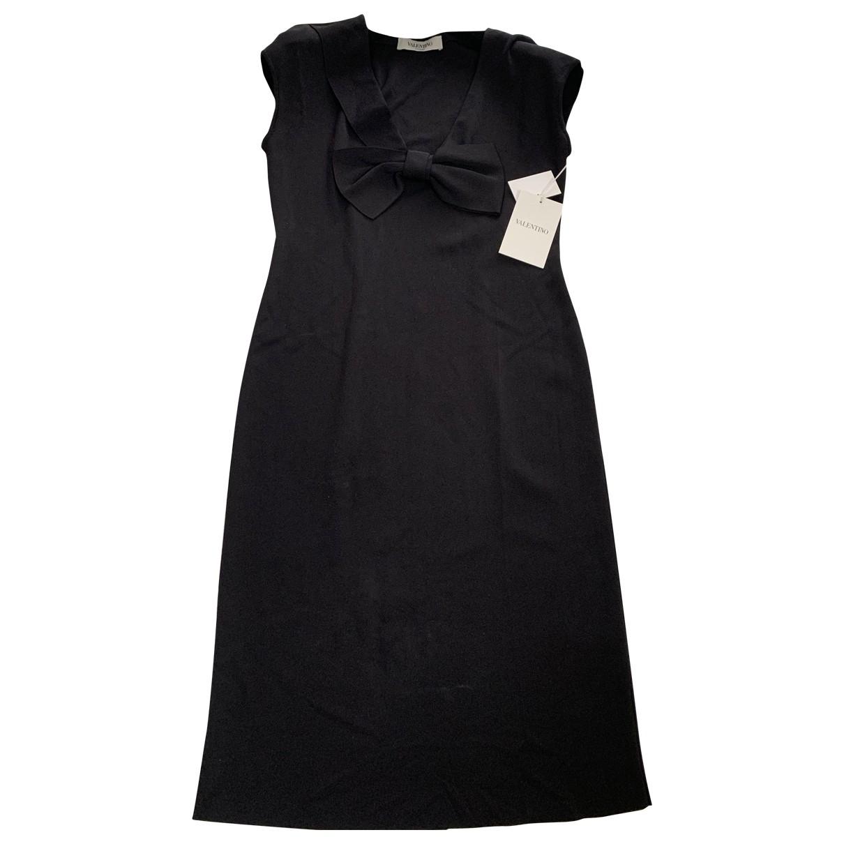 Valentino Garavani \N Black dress for Women L International