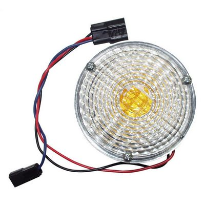 Crown Automotive Parking and Turn Signal Light (Clear) - J0989852
