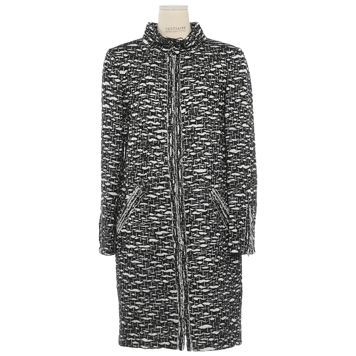 Chanel \N Multicolour Wool coat for Women 36 FR