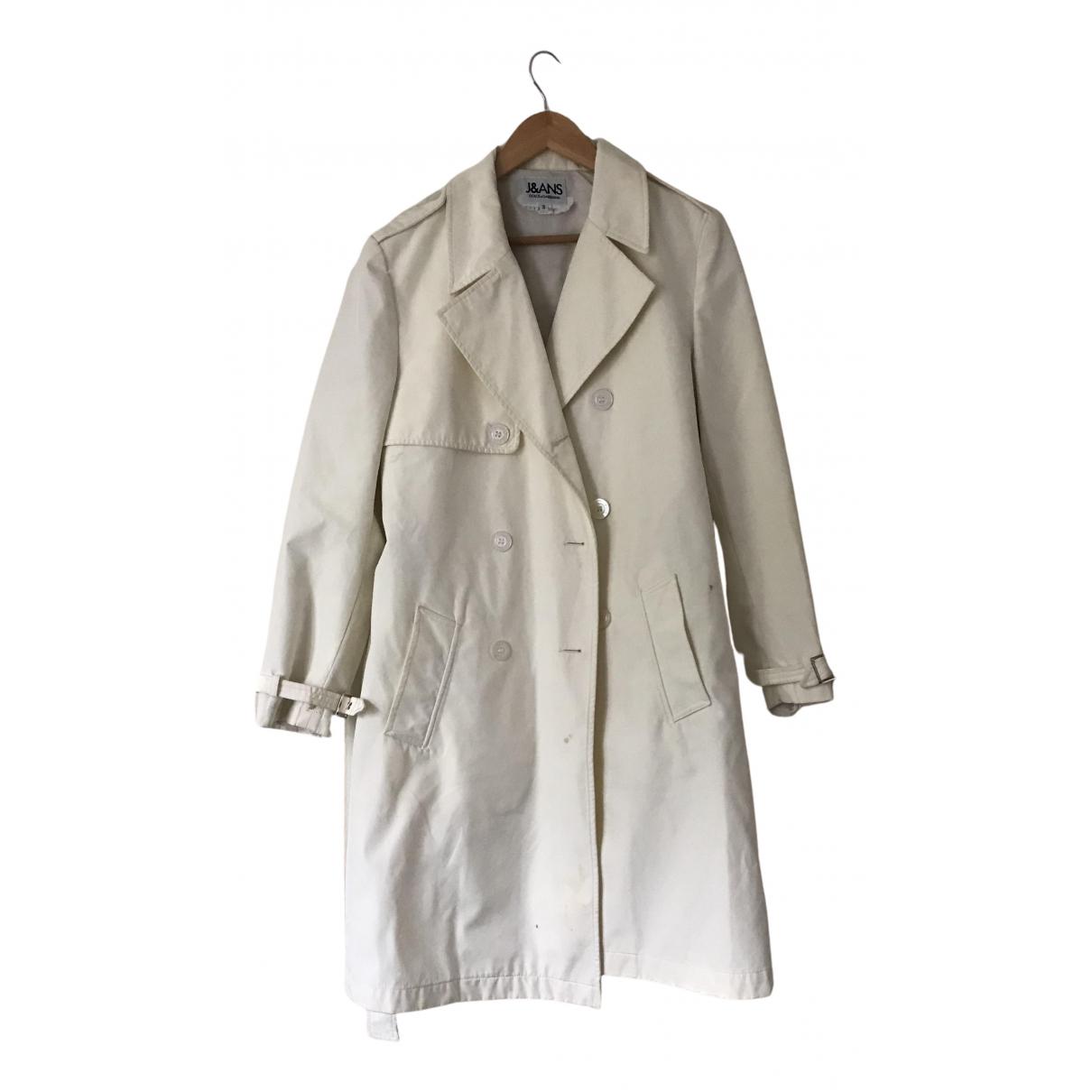 D&g - Manteau   pour femme - ecru