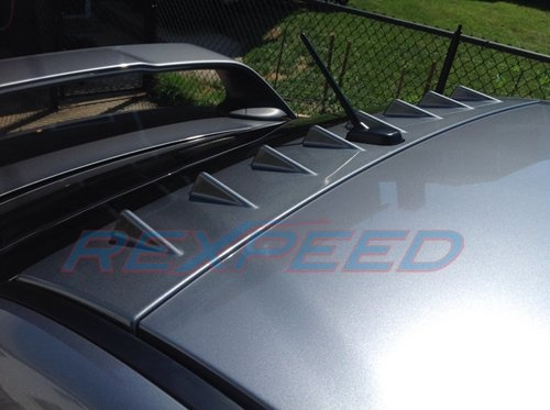 Rexpeed R182 ABS Vortex Generator Flat Roof Non SSS Mitsubishi EVO 10