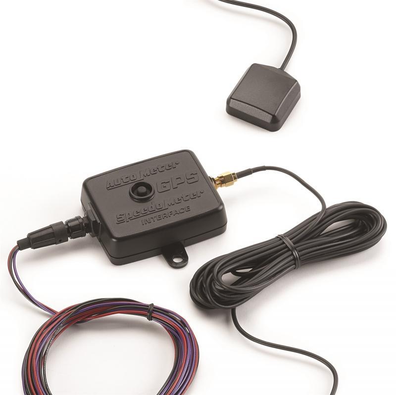 AutoMeter's Ground Speed Kit; 10Hz