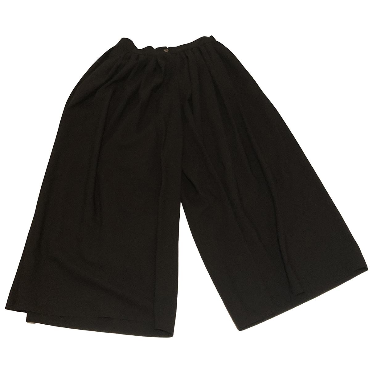 Pantalon largo de Lana Dusan
