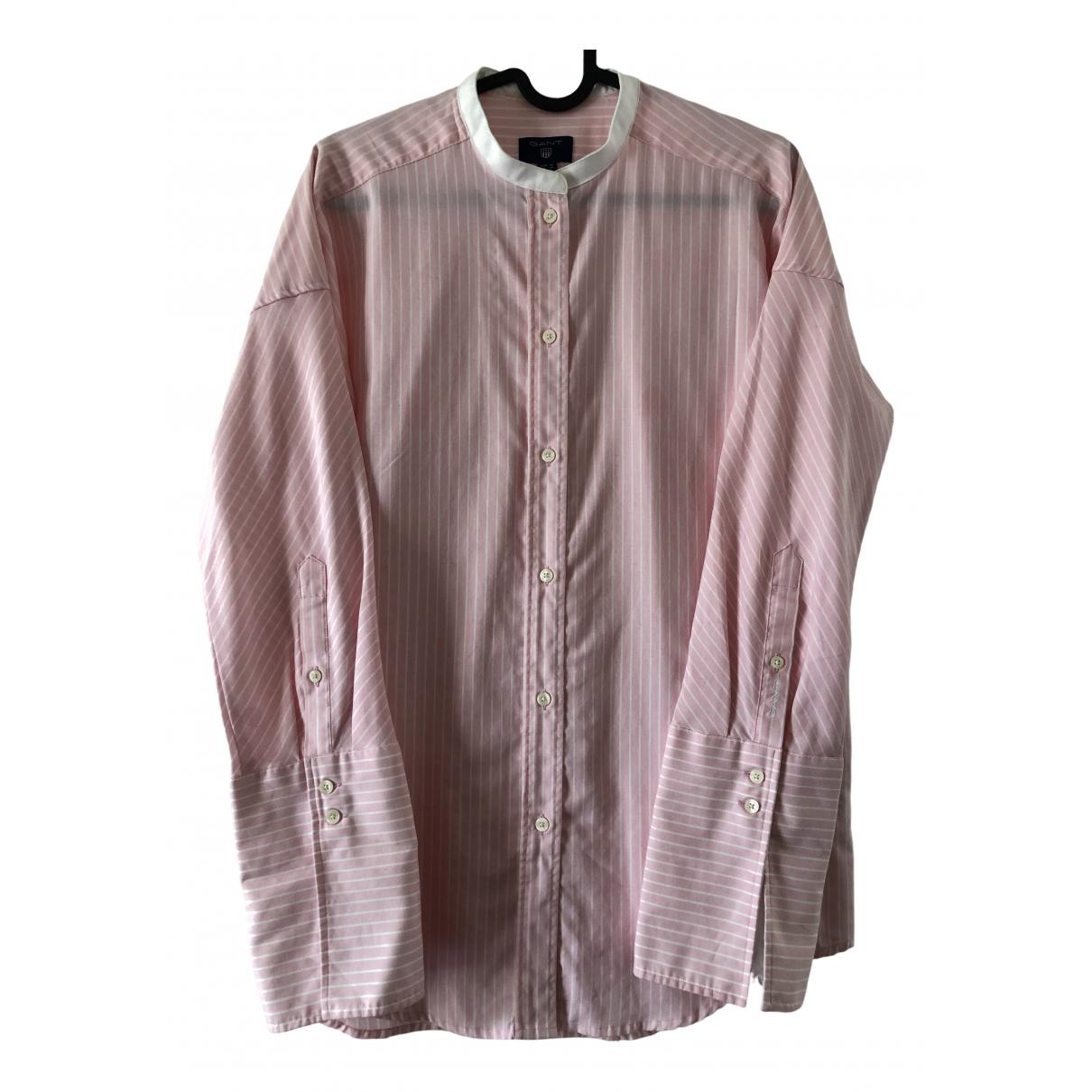 Gant \N Pink Cotton  top for Women 10 UK