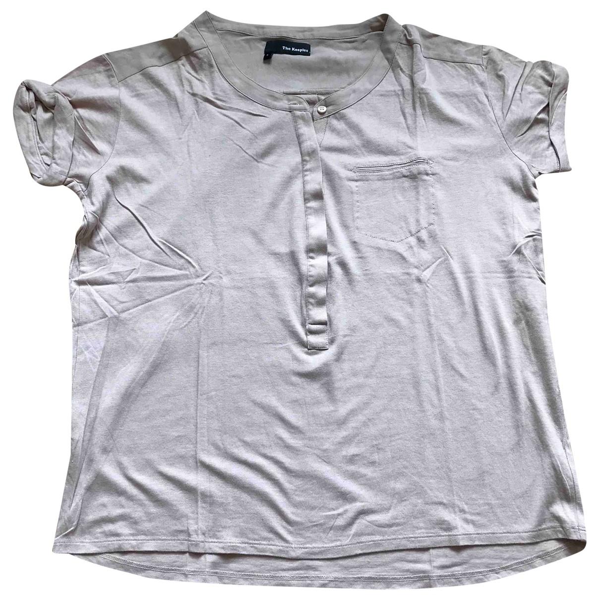 The Kooples - Top   pour femme en coton