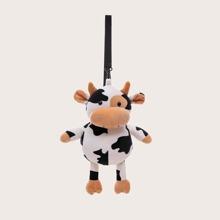Girls Cows Graphic Crossbody Bag