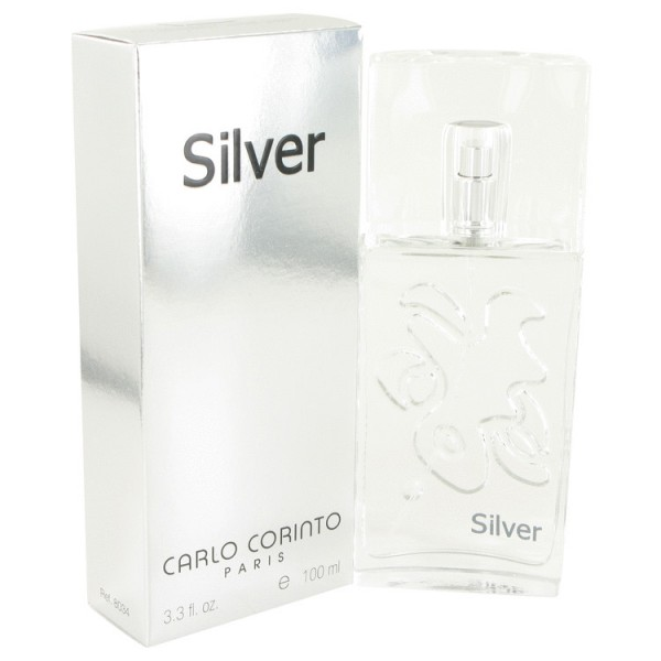 Carlo Corinto Silver - Carlo Corinto Eau de toilette en espray 100 ML