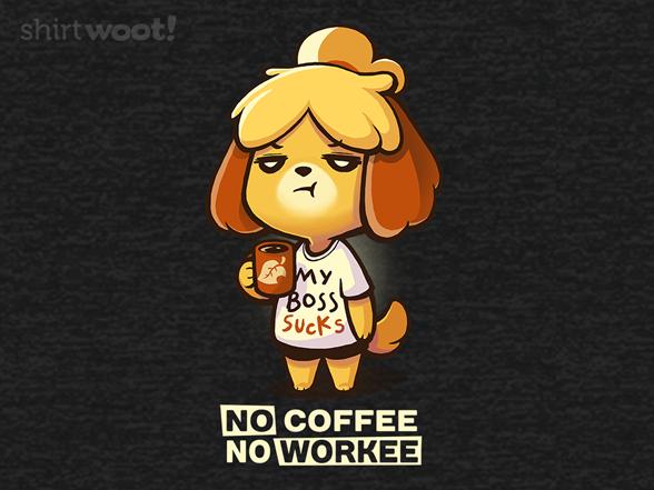 My Boss Sucks T Shirt