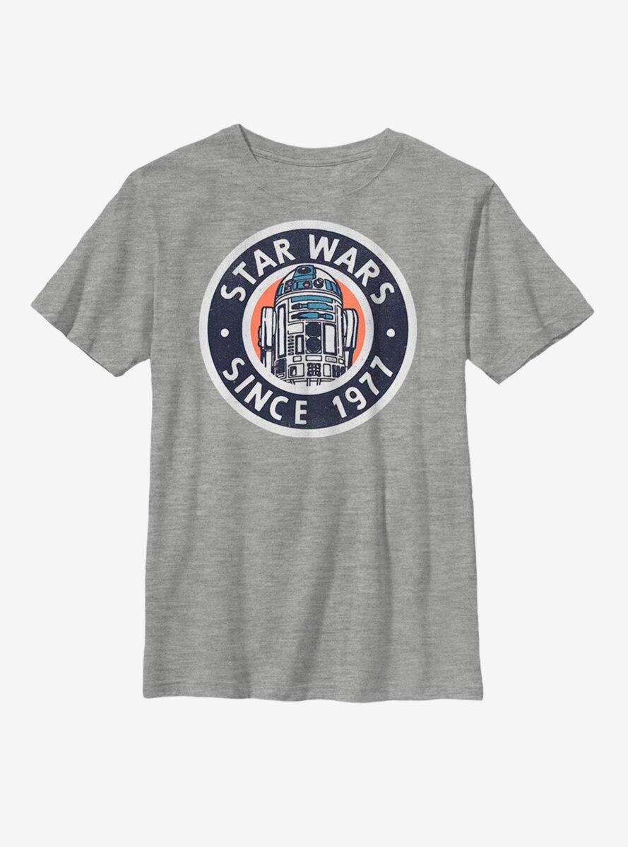Star Wars R2 Brand Youth T-Shirt