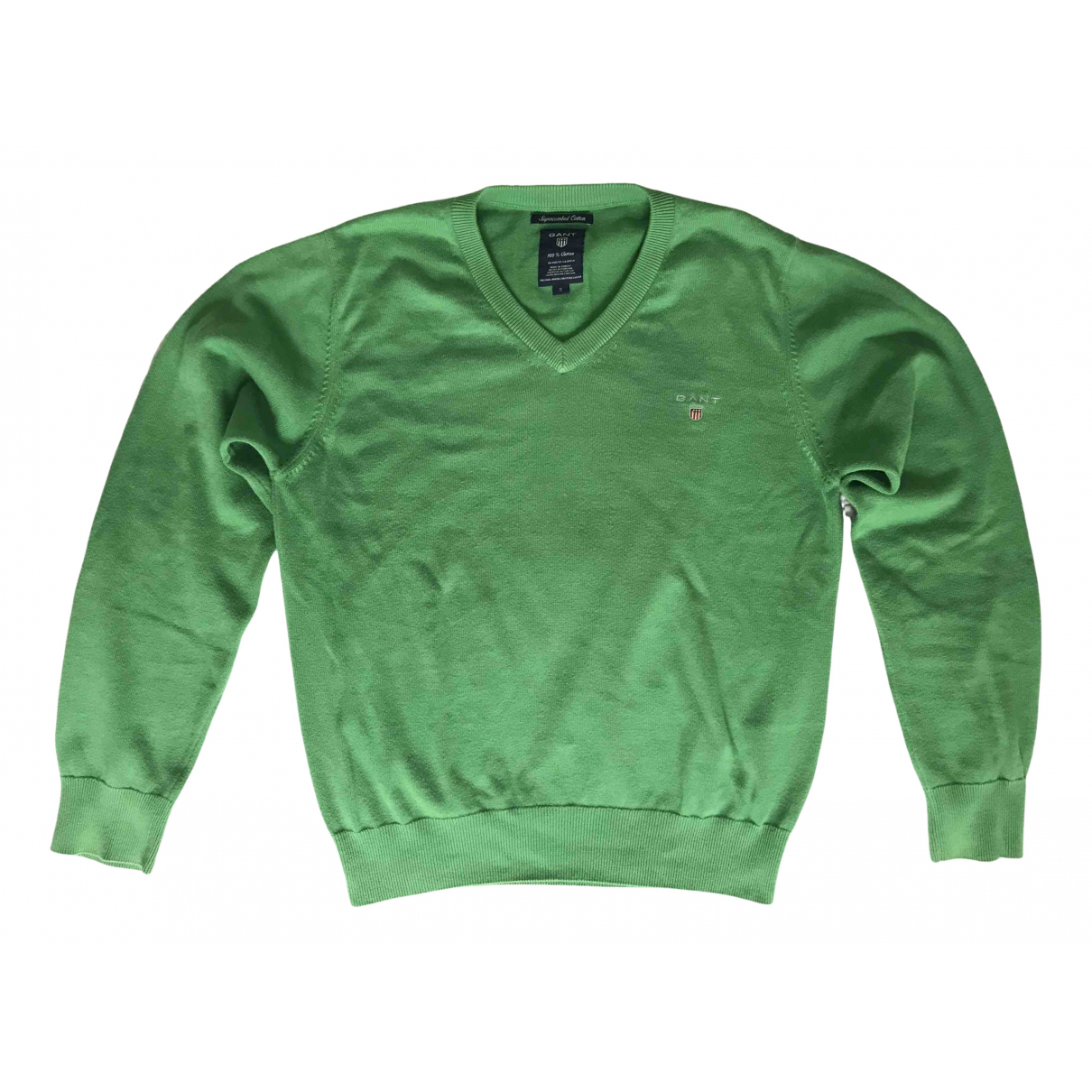 Gant \N Green Cotton Knitwear & Sweatshirts for Men S International