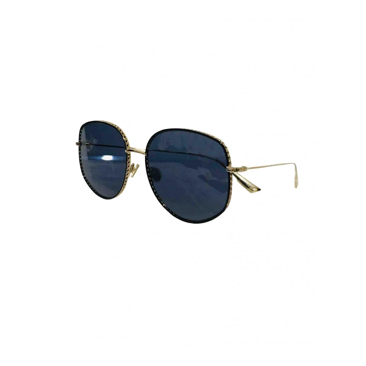 Dior - Lunettes Diorbydior2 pour femme en metal - bleu