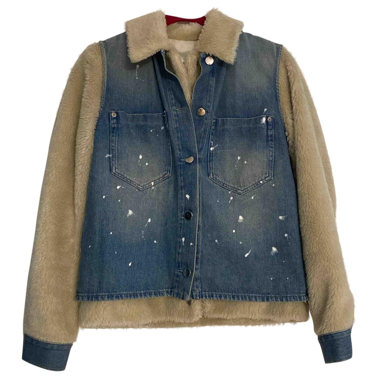 Mm6 N Denim - Jeans jacket for Women 40 IT