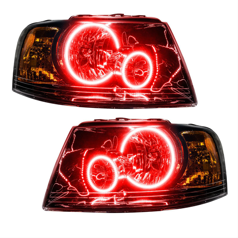 Oracle Lighting 7154-003 2003-2006 Ford Expedition SMD HL - Black