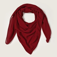 Einfacher Schal