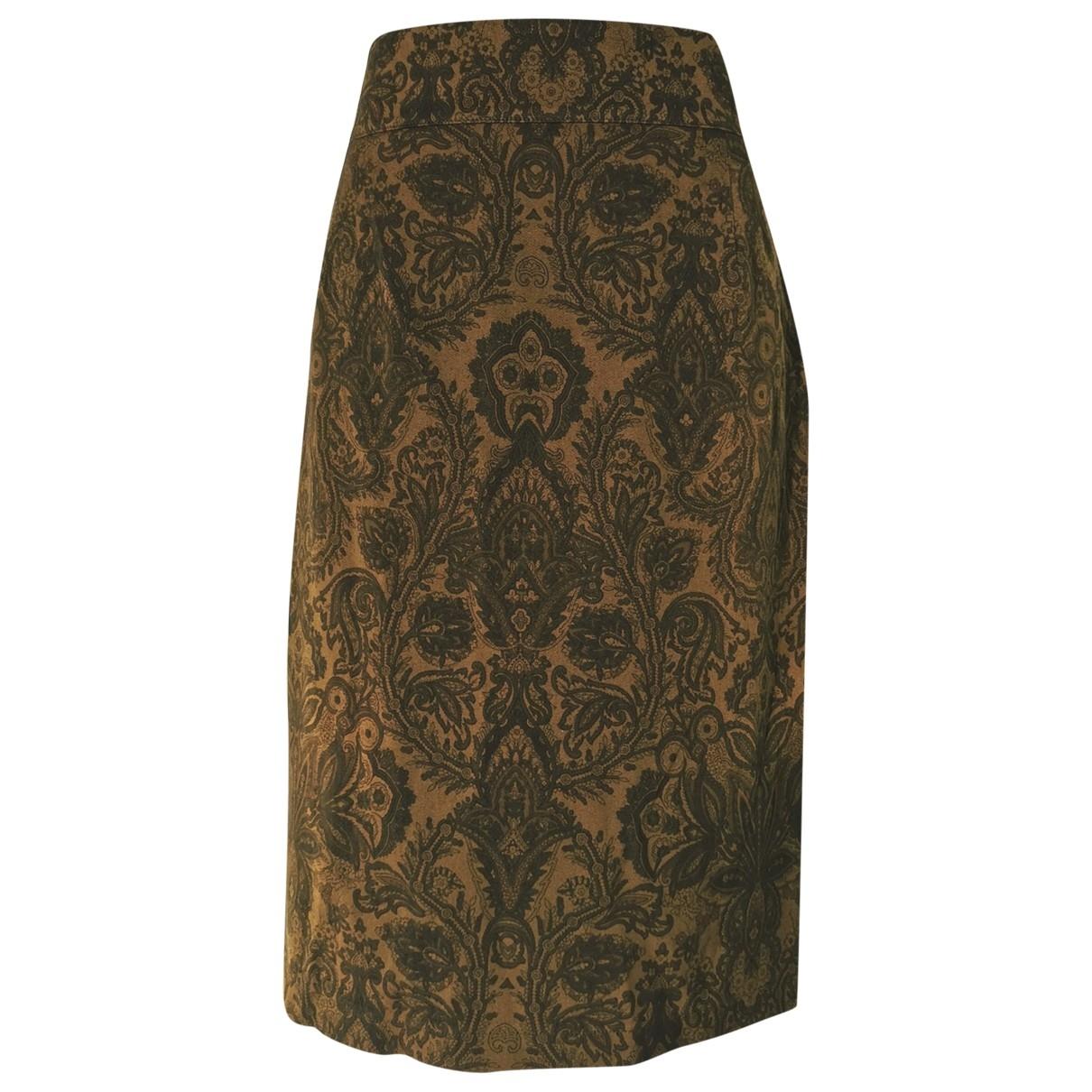 Byblos - Jupe   pour femme en laine - vert