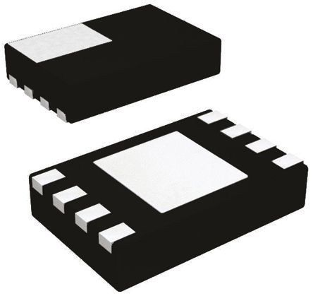Microchip MCP7940NT-I/MNY, Real Time Clock, 64B RAM Serial-2 Wire, Serial-I2C, 8-Pin TDFN (10)