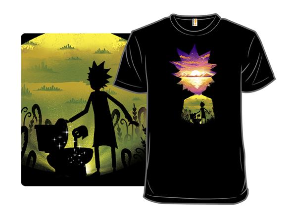 The Rickiverse T Shirt