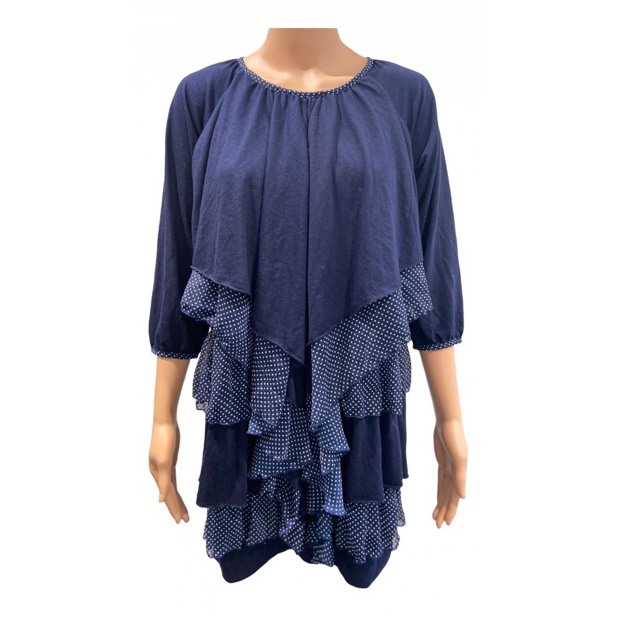 Atsuro Tayama - Robe   pour femme - bleu