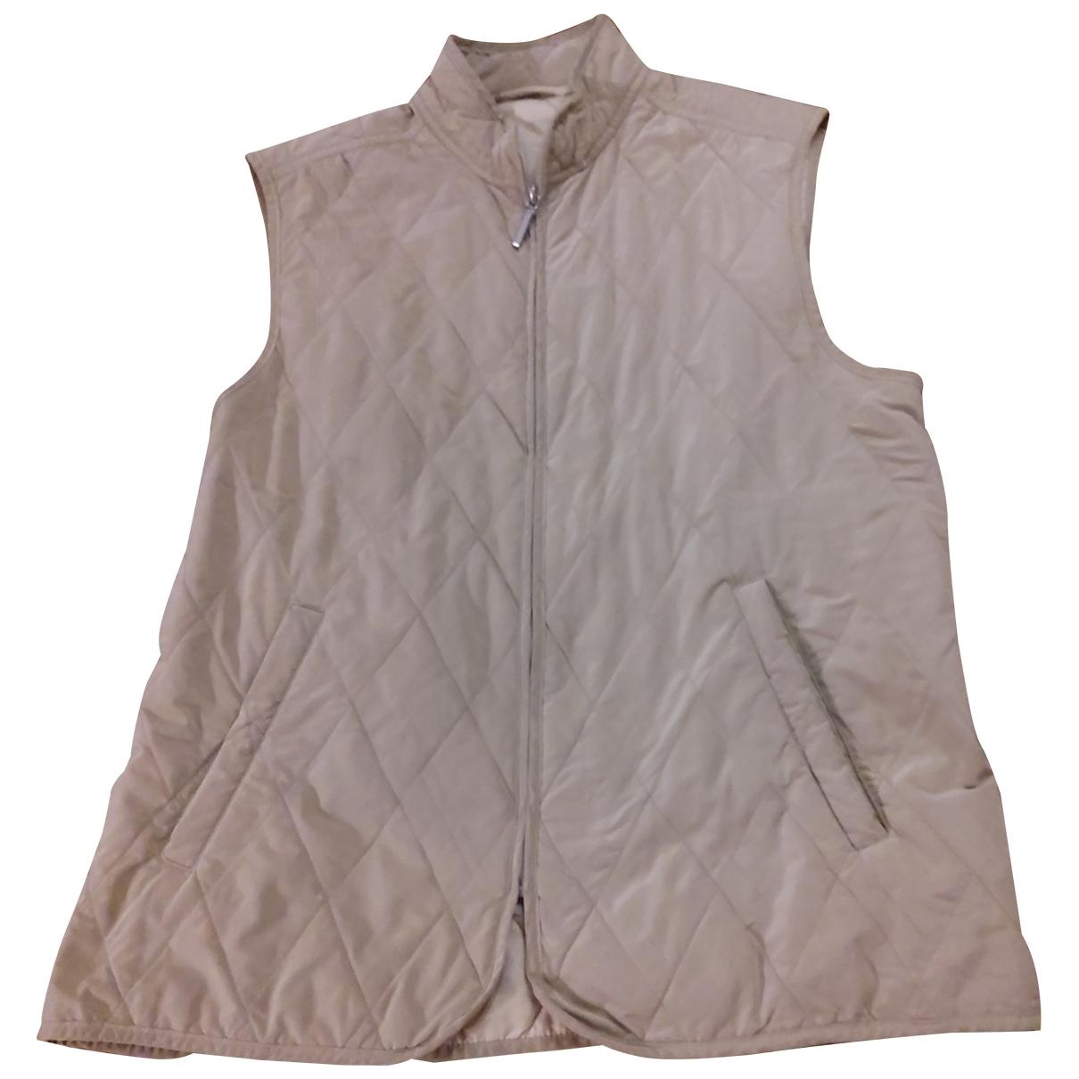 Pal Zileri \N Beige Cotton Knitwear & Sweatshirts for Men 50 IT