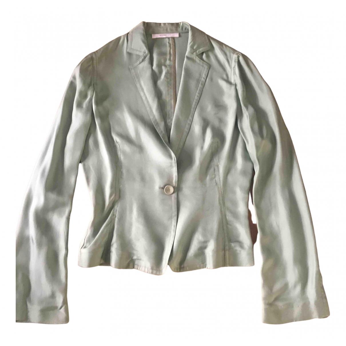 Vanessa Bruno \N Green jacket for Women 38 FR