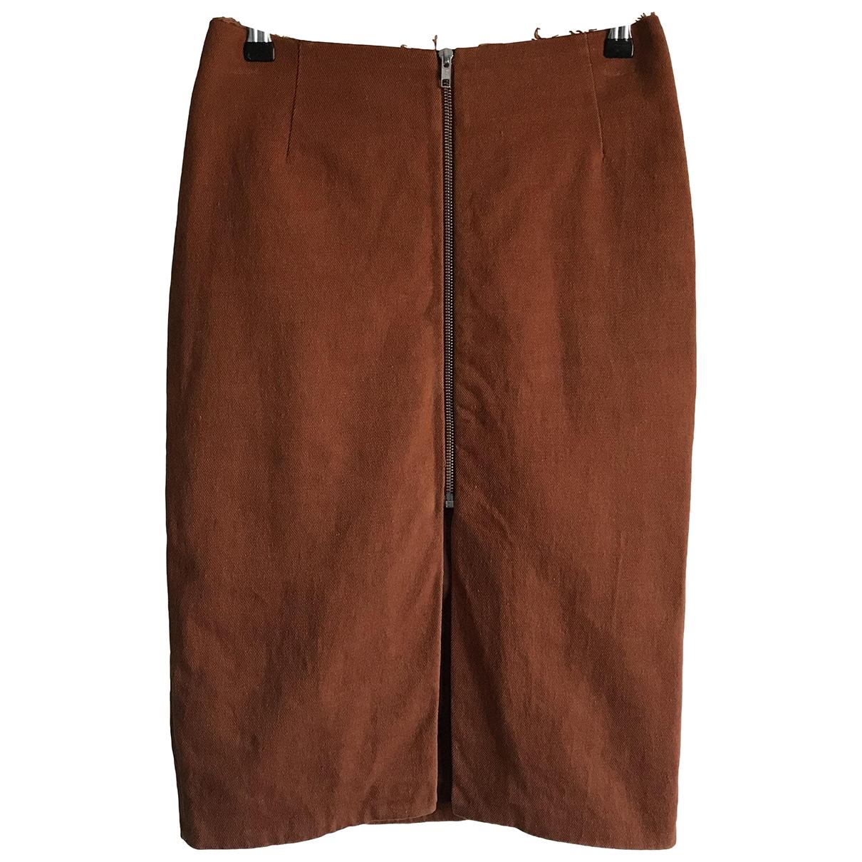 Acne Studios \N Cotton skirt for Women 38 FR