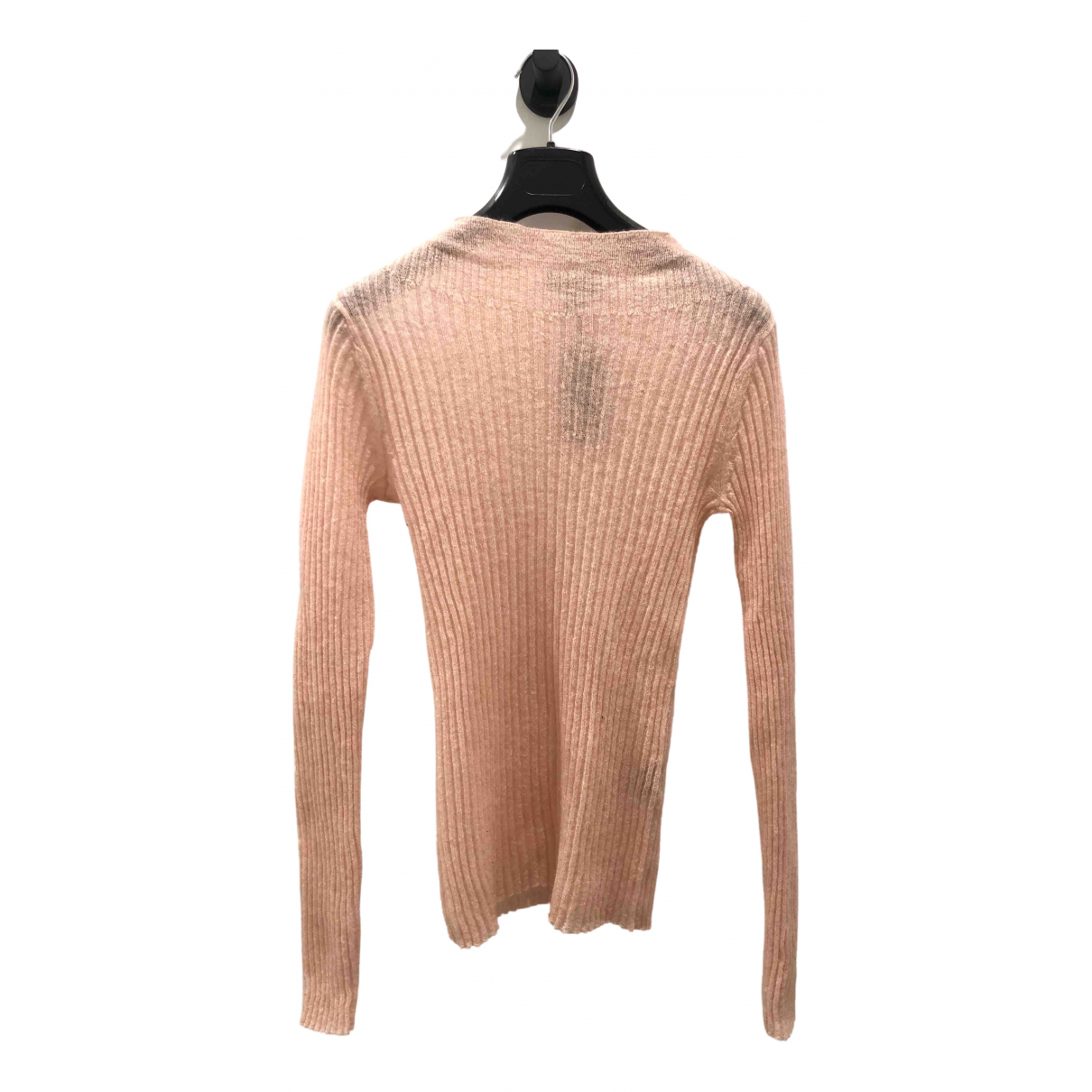 Rag & Bone - Pull   pour femme en laine - rose