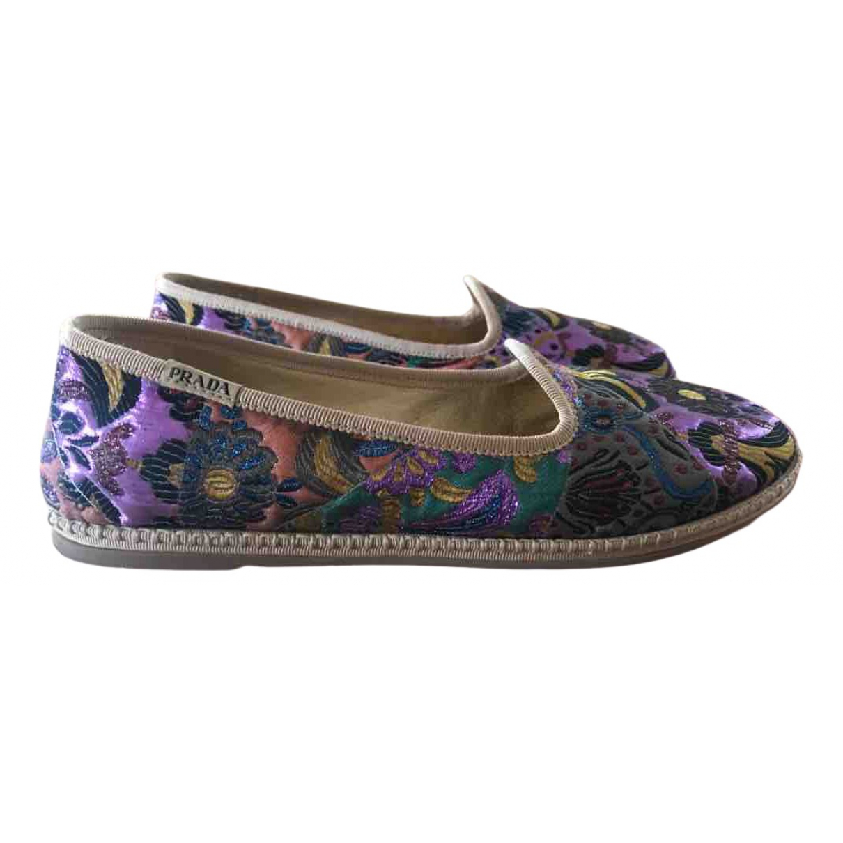 Prada \N Multicolour Espadrilles for Women 40.5 EU