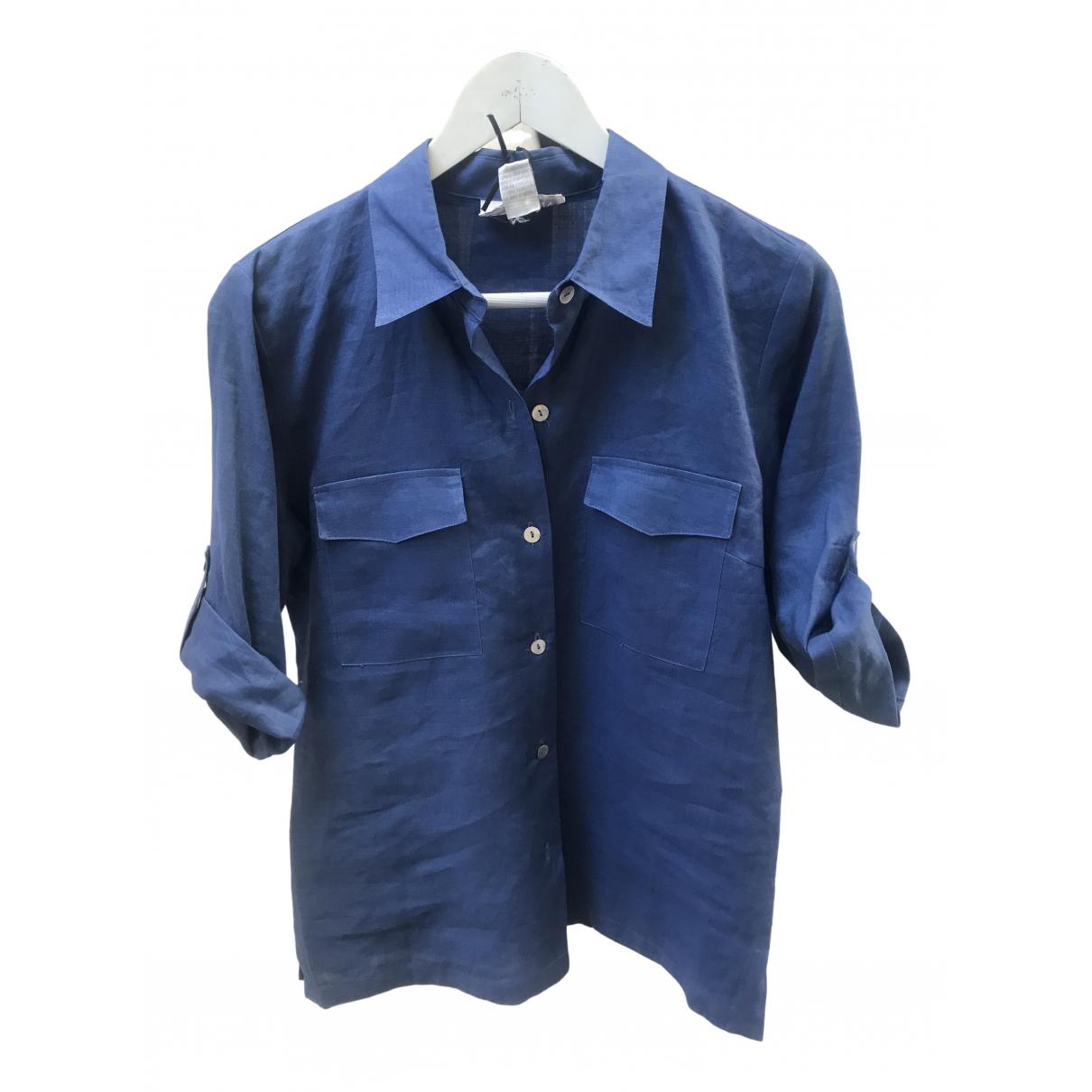 Camisa de Lino Non Signe / Unsigned