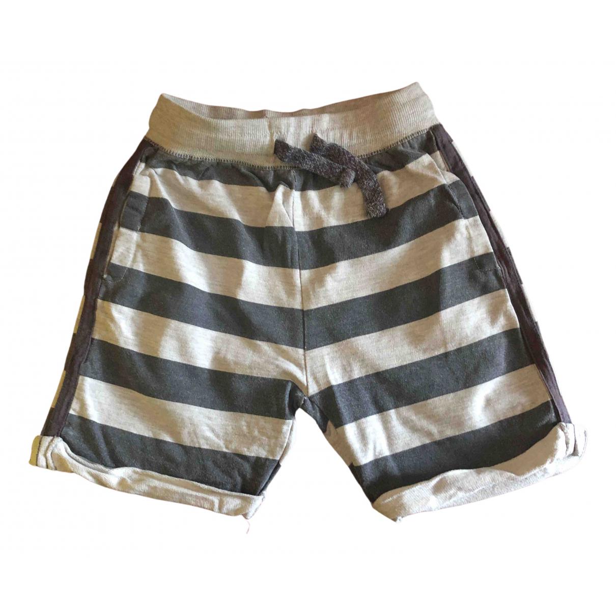 Zara - Short   pour enfant en coton - multicolore