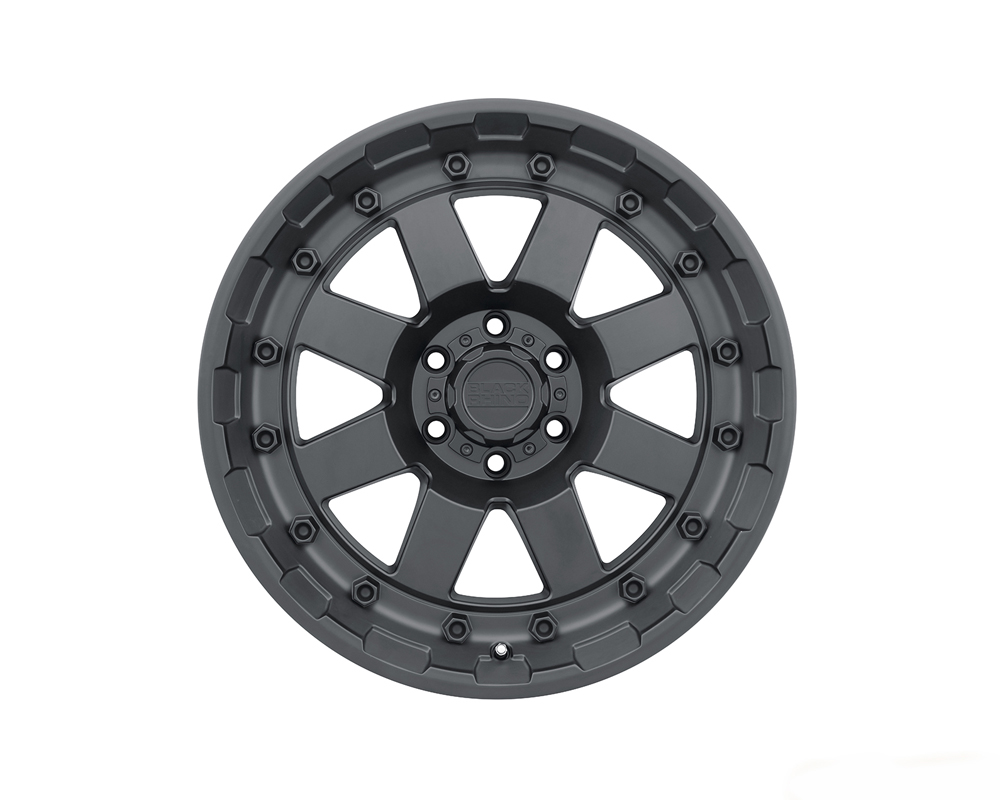 Black Rhino Cleghorn Wheel 20x9 8x170 -18mm Matte Black