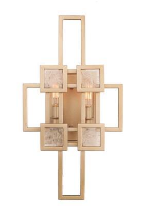Metropolis 500620MG 2-Light Wall Sconce in Modern